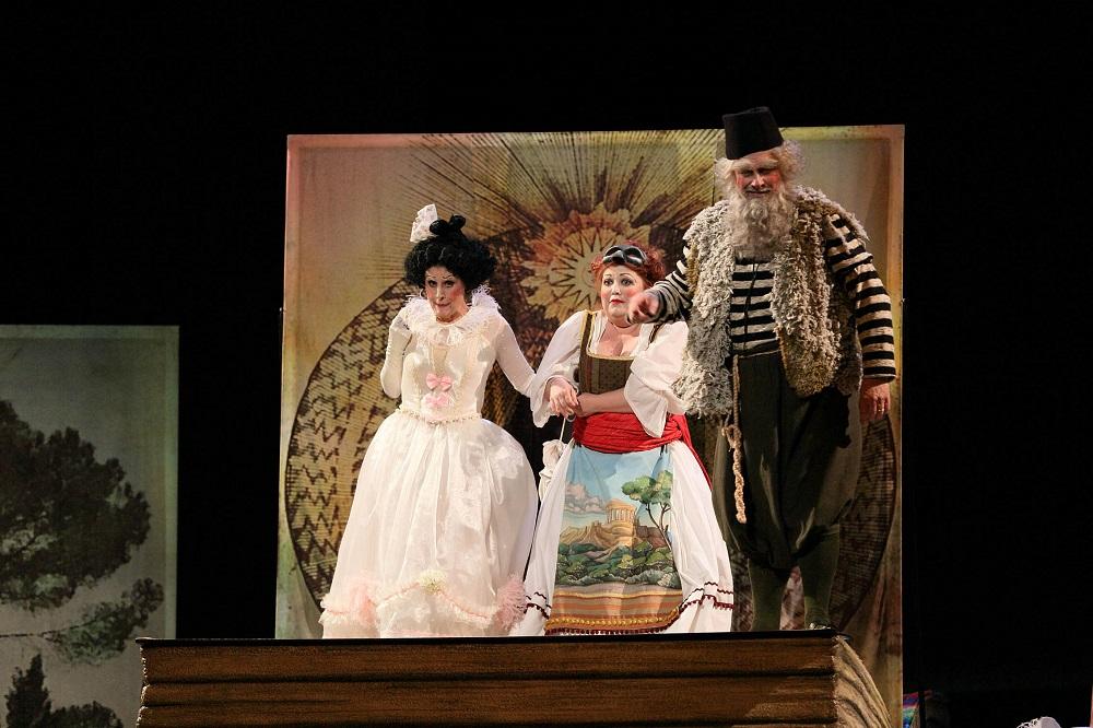 La Grotta di Trofonio in scena al Festival della Velle d'Itria i 200 anni della morte di Giovanni Paisiello