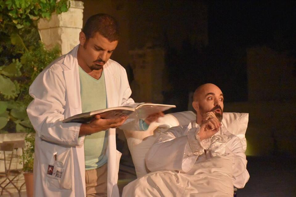 Il Festival della valle d'Itria celebra i 400 anni della morte di Cervantes con Don Chisciotte di Giovanni Piasiello