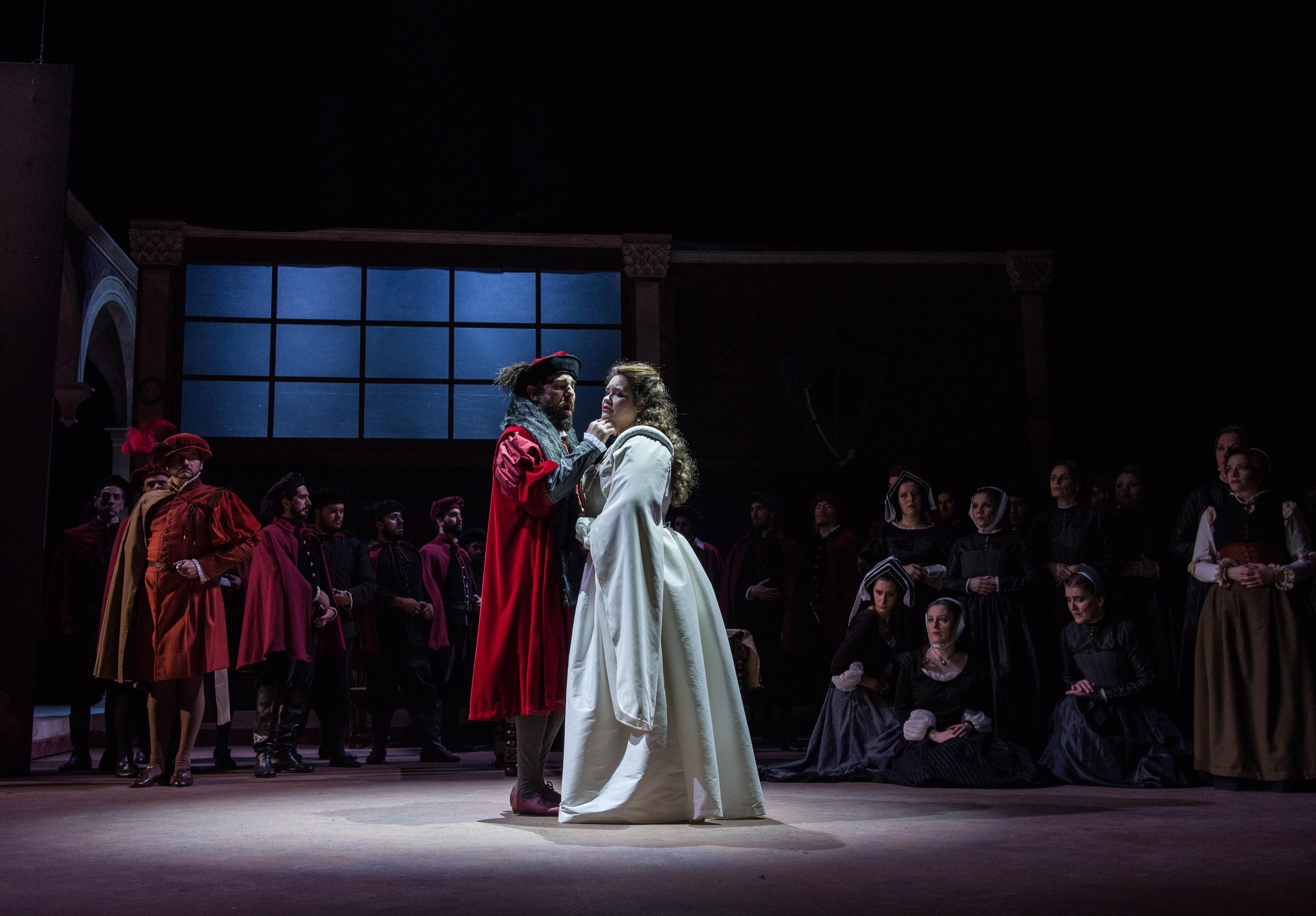 Ernani de Verdi por Buenos Aires Lírica