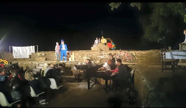Al Noli Festival va in scena l'Elisir d'amore in fattoria