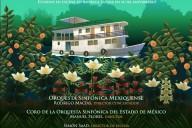 Florencia en el Amazonas de Catán se presenta en el Teatro Bicentenario del Estado de México