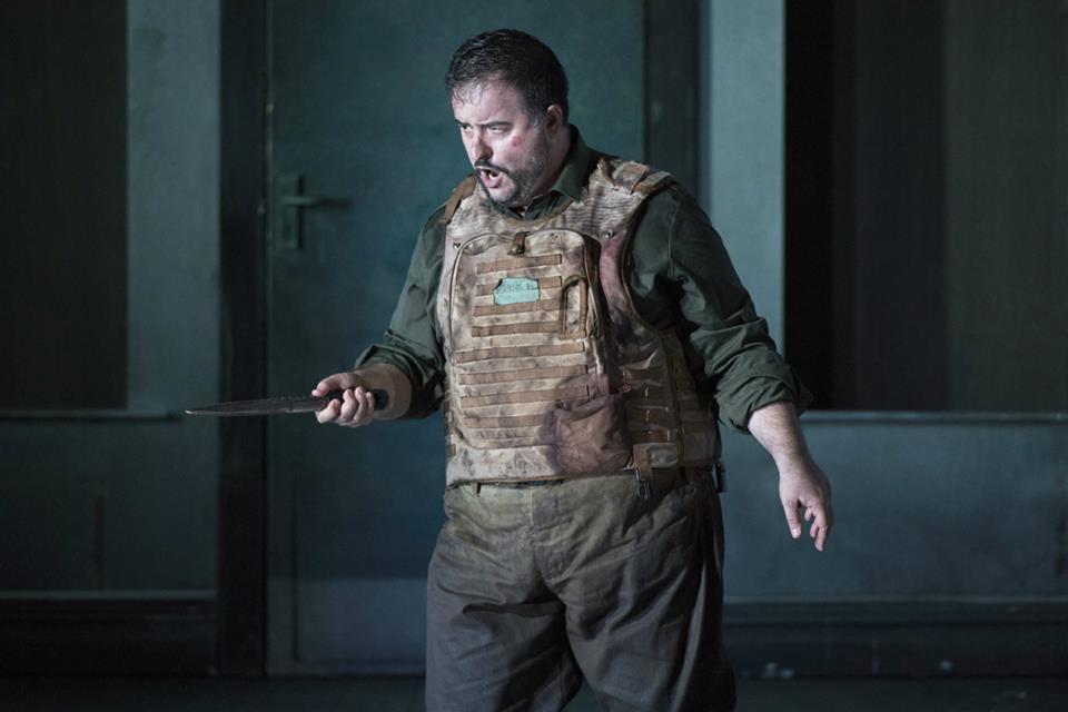 Macbeth abre la nueva temporada de la Welsh National Opera