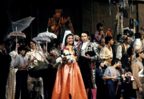 Carmen en Viena