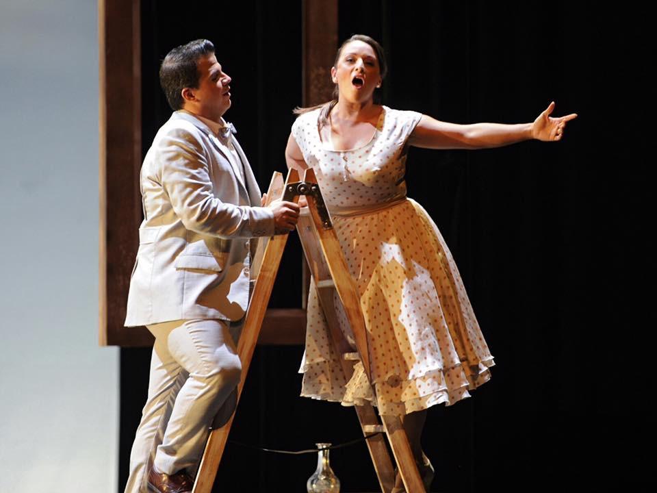 Falstaff en A Coruña con Bryn Terfel, Ainhoa Arteta y Juan Jesús Rodríguez