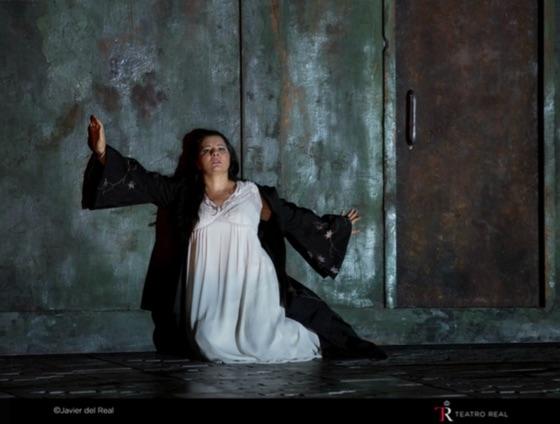Segundo reparto de Otello en el Teatro Real. foto: Javier del Real
