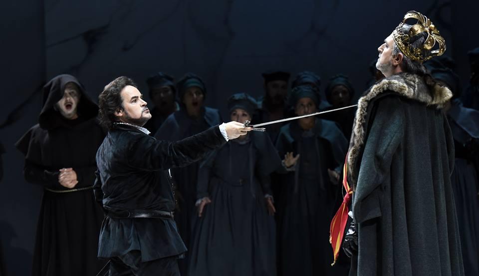 Don Carlo diretto da Daniel Oren in scena a Parma