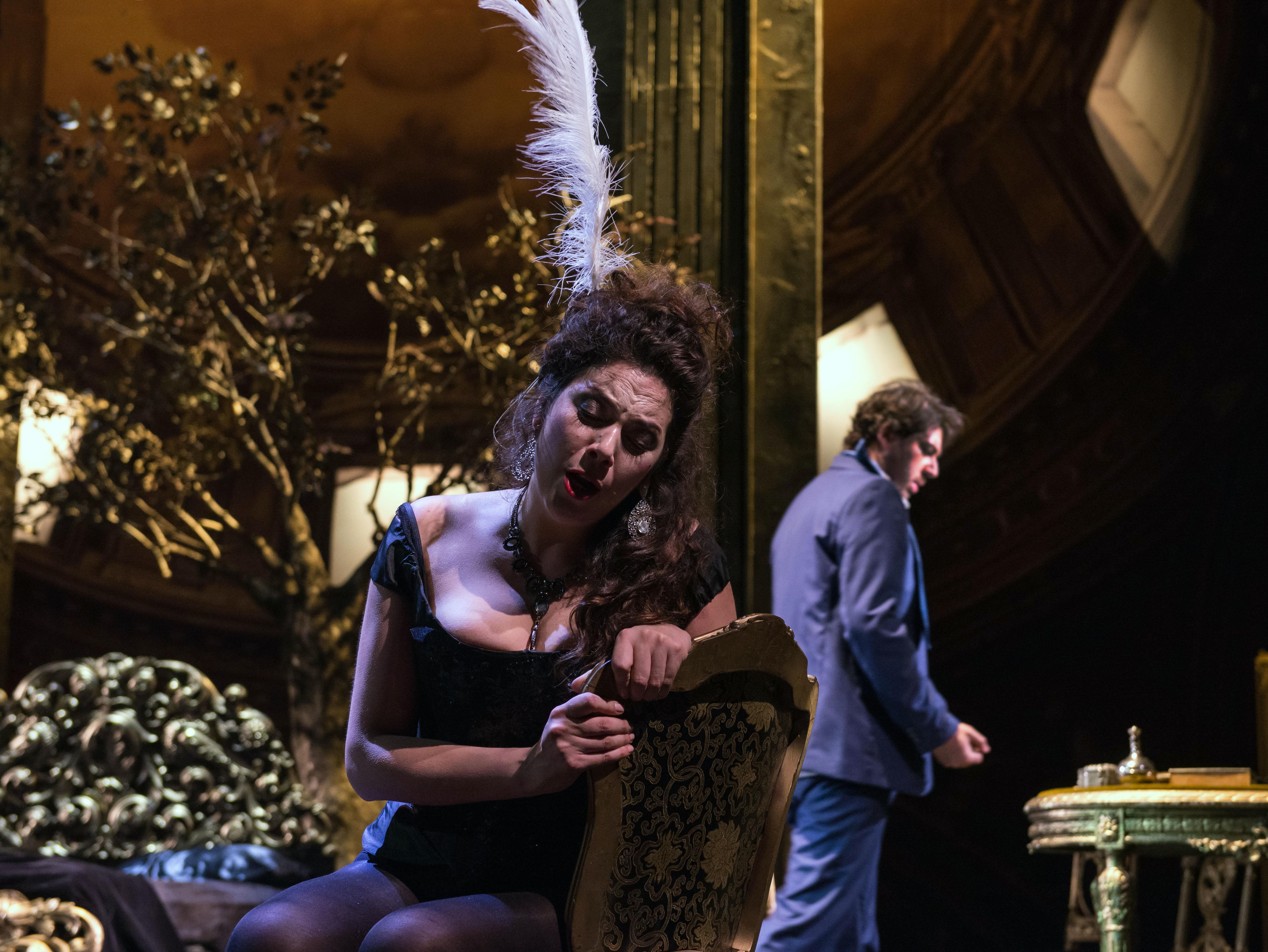 Manon Lescaut por Buenos Aires Lírica. Foto: Liliana Morsia