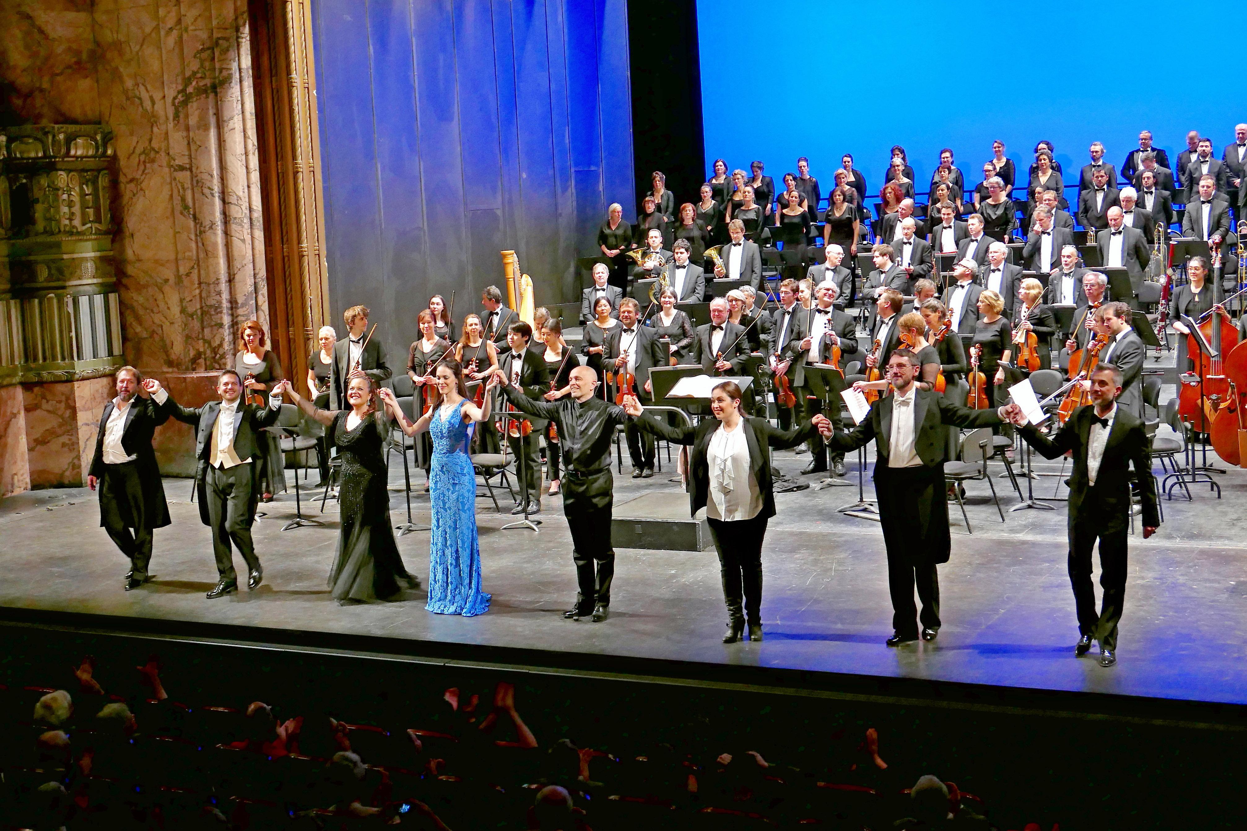 Anna Bolena à l'Opéra de Marseille