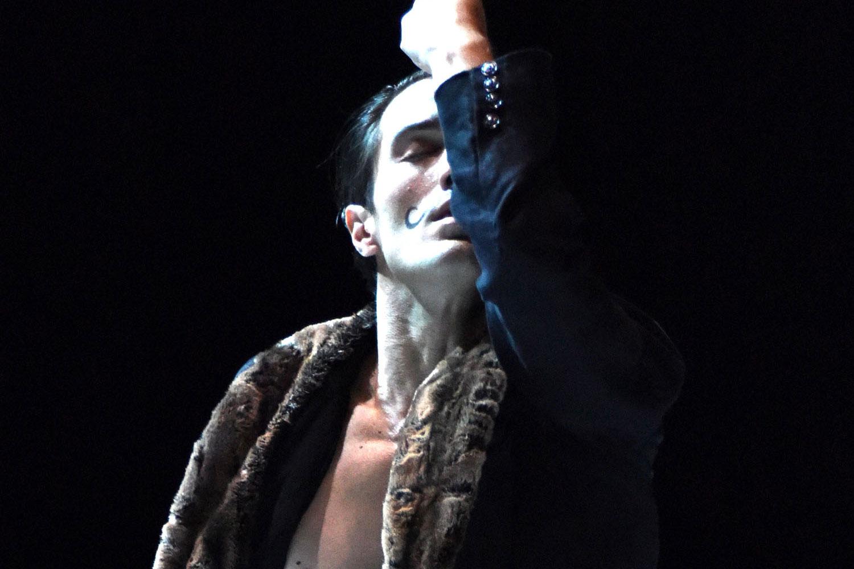 Nijinski GAUTHIER DANCE//DANCE COMPANY THEATERHAUS STUTTGART