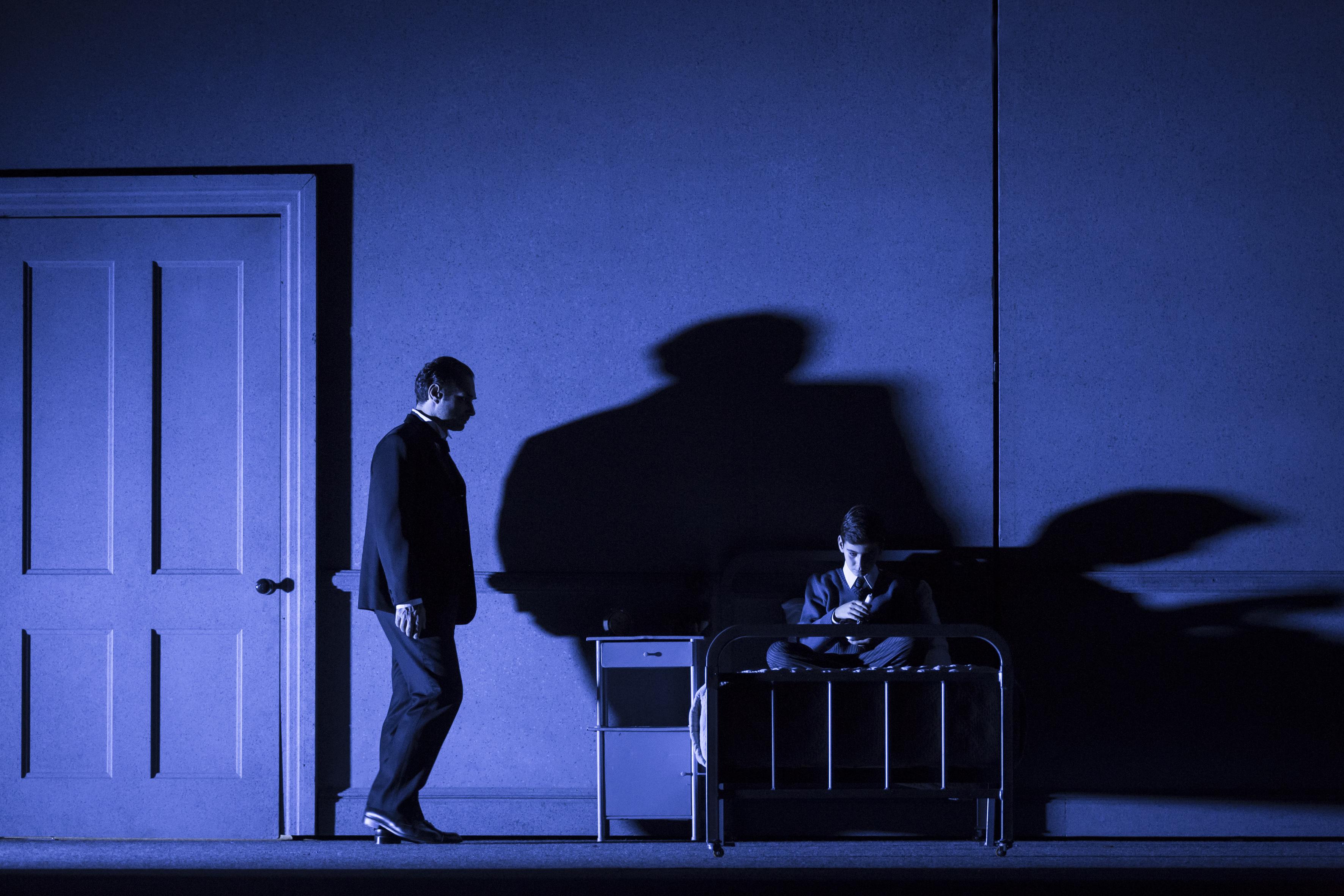 The turn of the screw en la Opéra National du Rhin