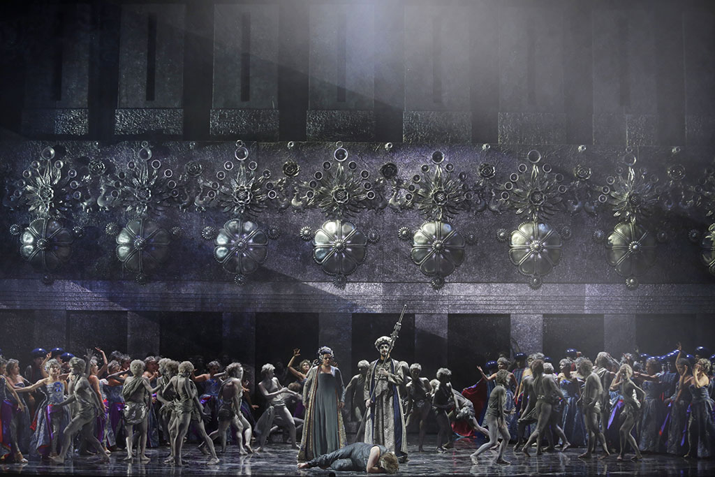 Sansone e Dalila al Regio di Torino