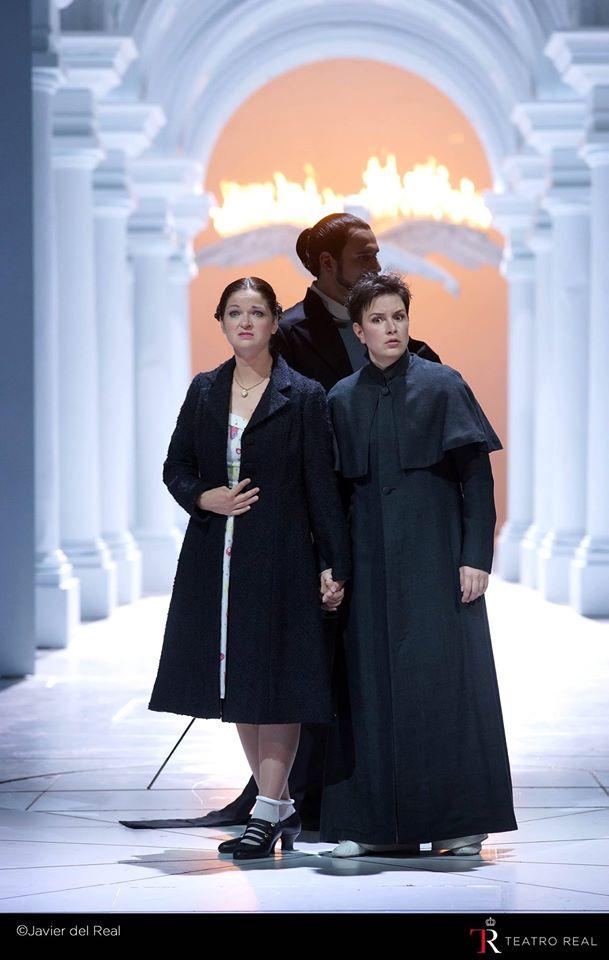 La clemenza di Tito en el Teatro Real