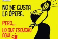 No me gusta la ópera