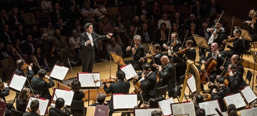 Mahler y Dudamel, dos magos del tiempo y el silencio en Seattle