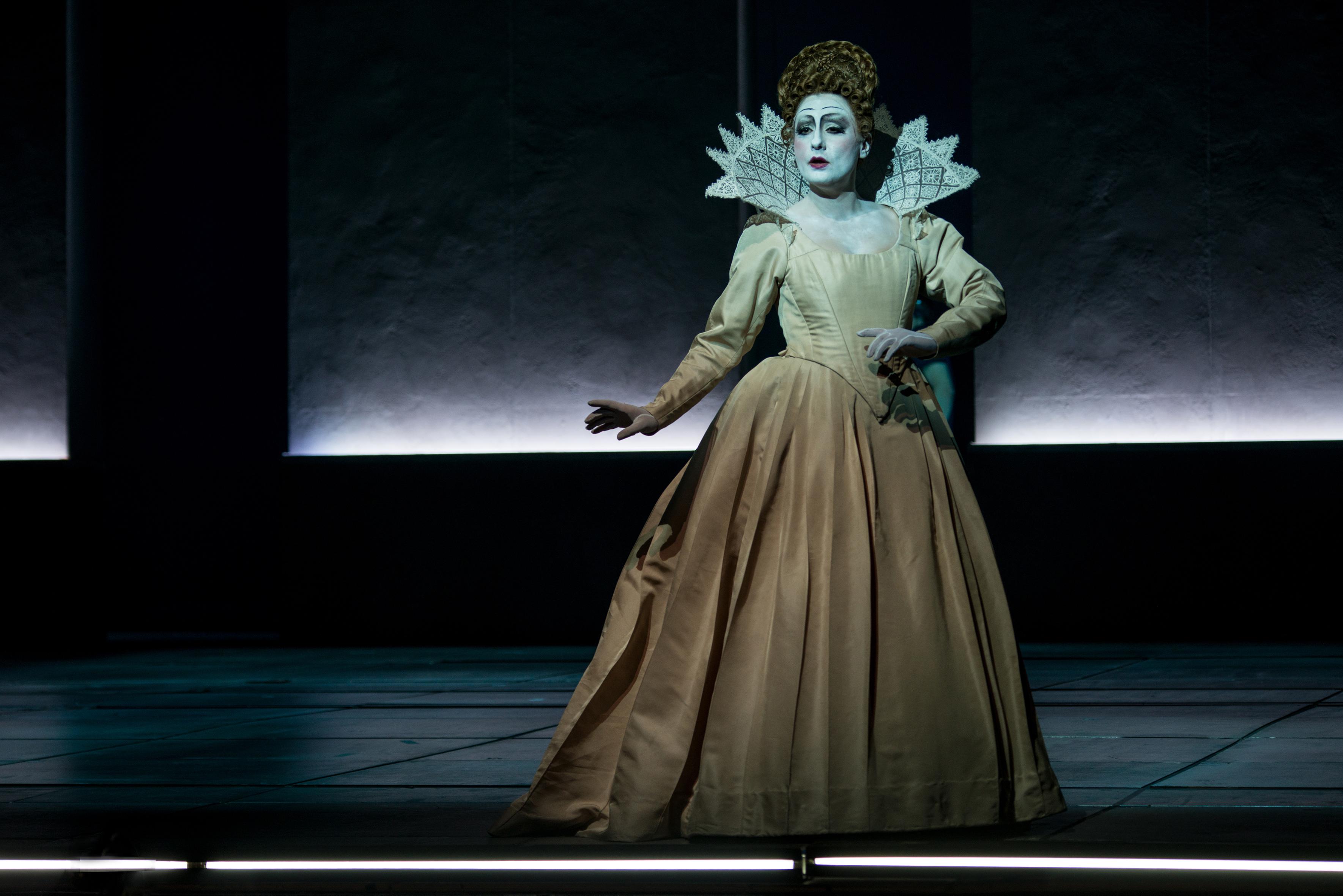 L'Incoronazione di Poppea en la Scala. Foto: Peralta