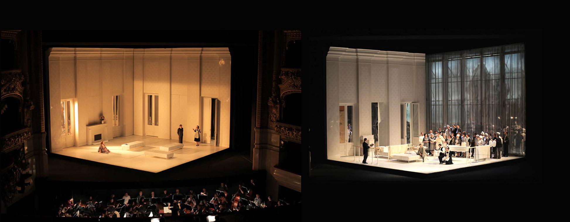 Mediodía del Acto 2 y Tarde del Acto 3. Fotos: Paco Azorín