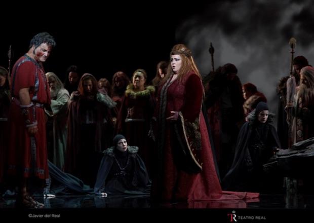 Norma en el Teatro Real (segundo reparto)