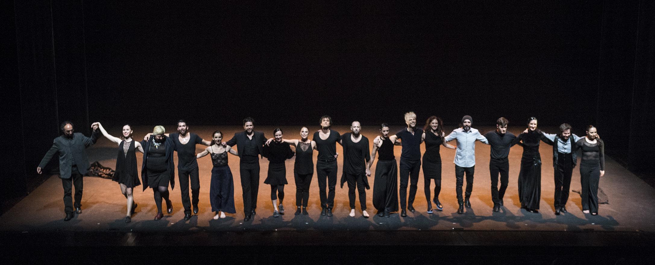 Madrid en danza 2016. Foto: David Mudarra
