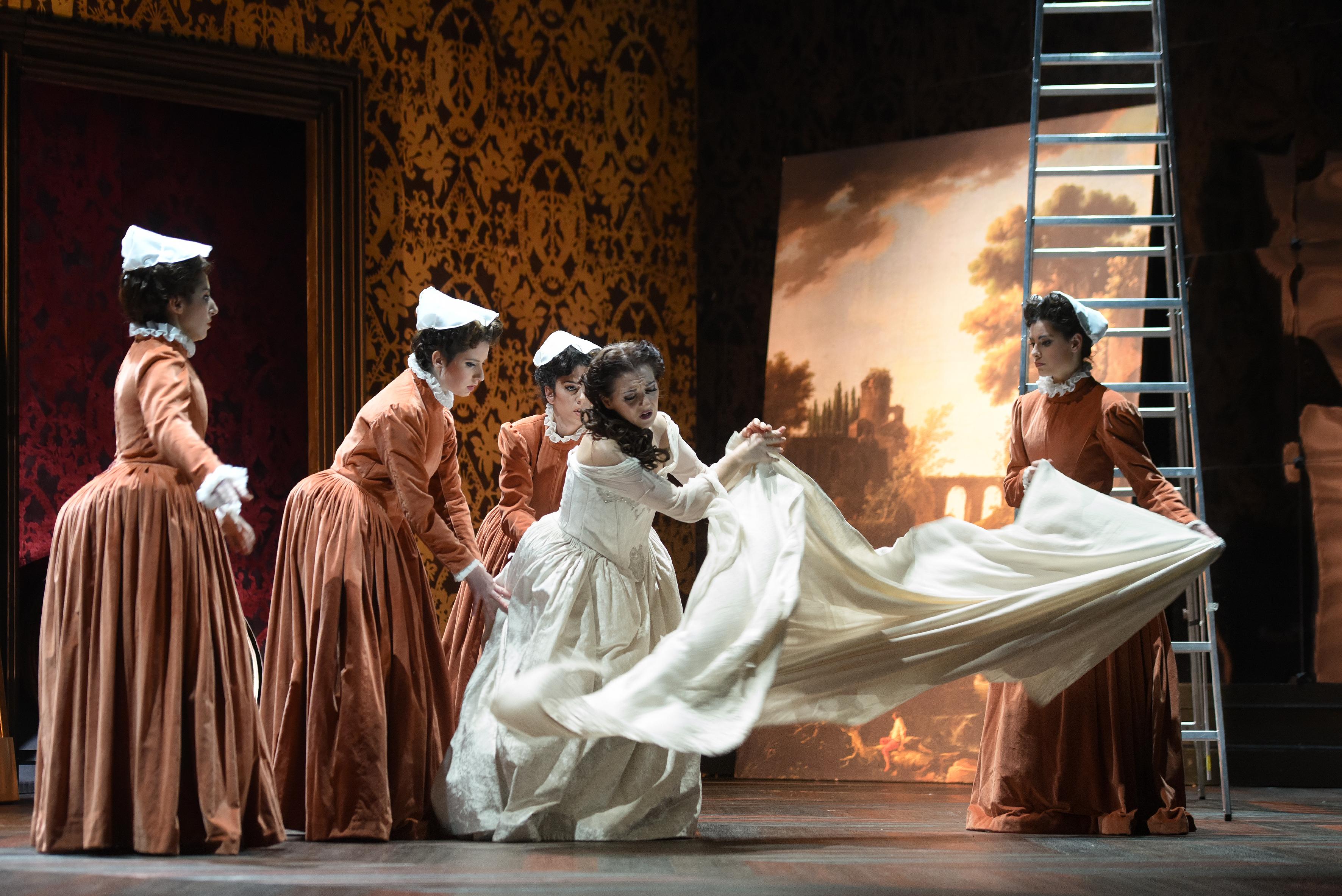 I Capuleti e i Monteccchi en Oviedo. Foto: Iván Mertínez – Ópera de Oviedo
