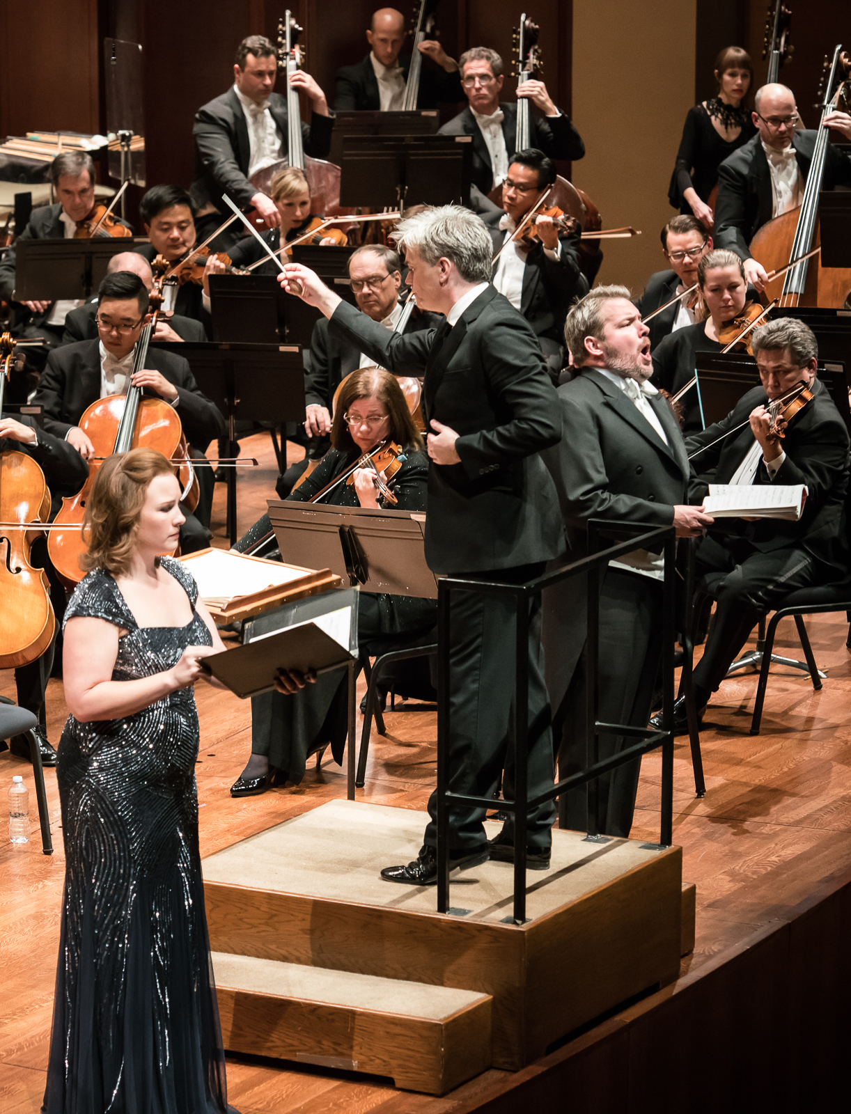 Seatte Symphony plays Elgar's Dream of Gerontius