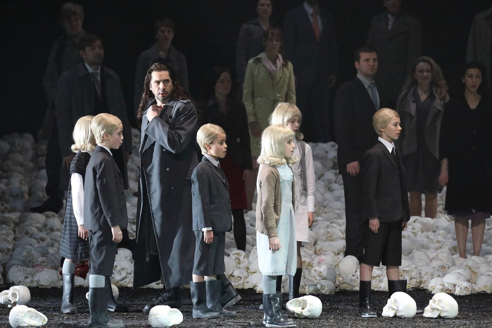 Les fulgurances de la Lady Macbeth d'Anna Netrebko à Munich