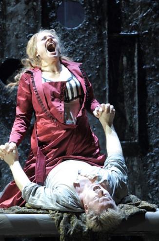 Lady Macbeth de Mtsenk. Foto: W. Hösl