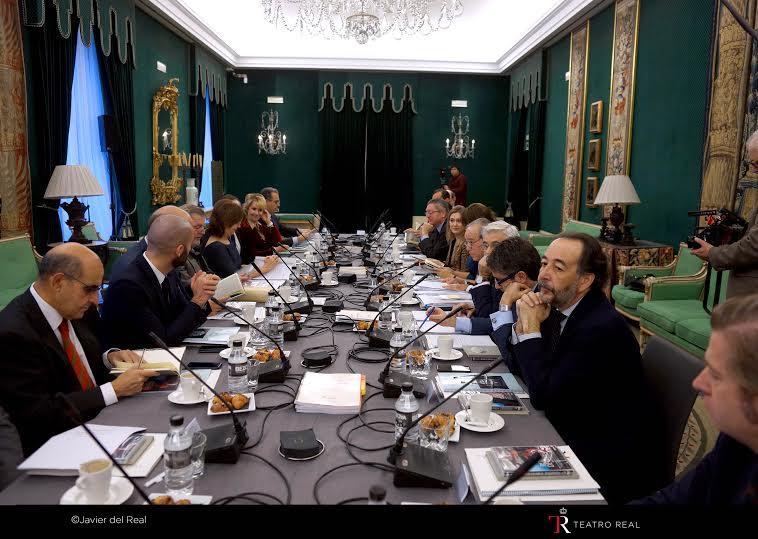 El Patronato del Teatro Real reelige a Gregorio Marañón como presidente de la institución
