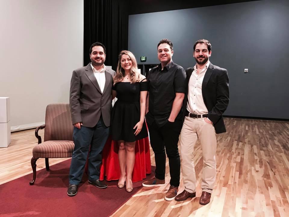 Empieza el Proyecto ZigZag, colaboración entre el Teatro de la Zarzuela y la Ópera de Naples