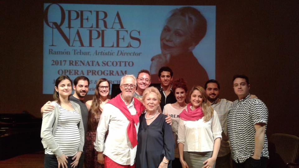 Crónica de viaje: Scotto Opera de Naples, segunda parte