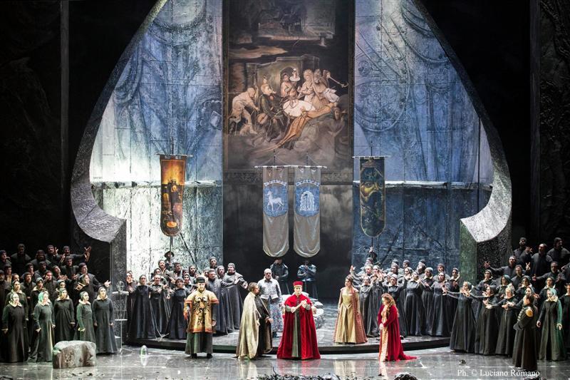 Otello di Rossini ritorna a Napoli a 200 anni dal debutto