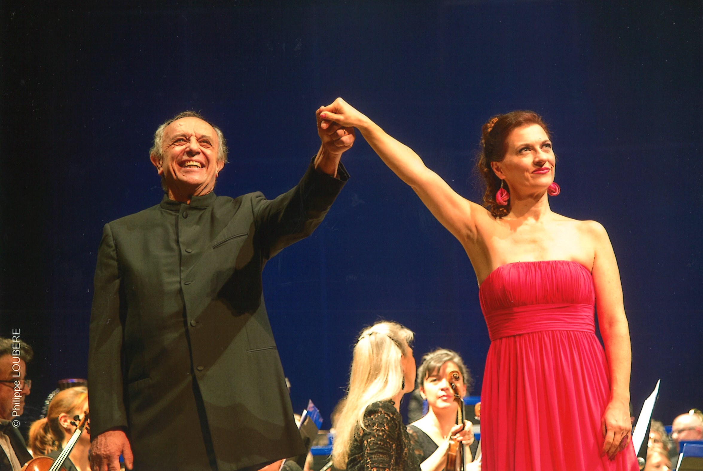Avignon: Concert Verdi avec Patrizia Ciofi et Leo Nucci