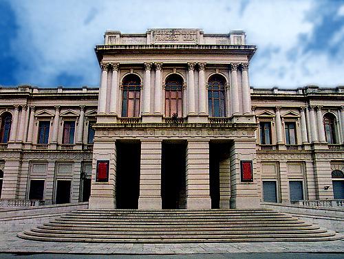 Teatro Francesco Cilea in Reggio di Calabria