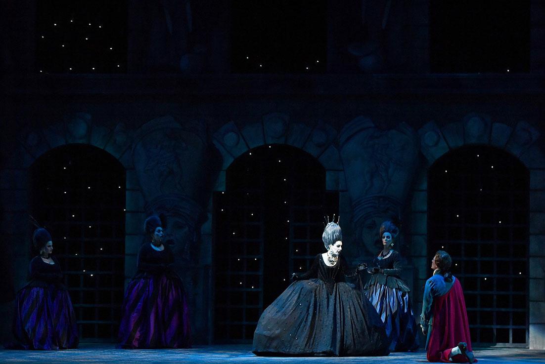 A Pisa di Scena Die Zauberflöte Wolfgang Amadeus Mozart