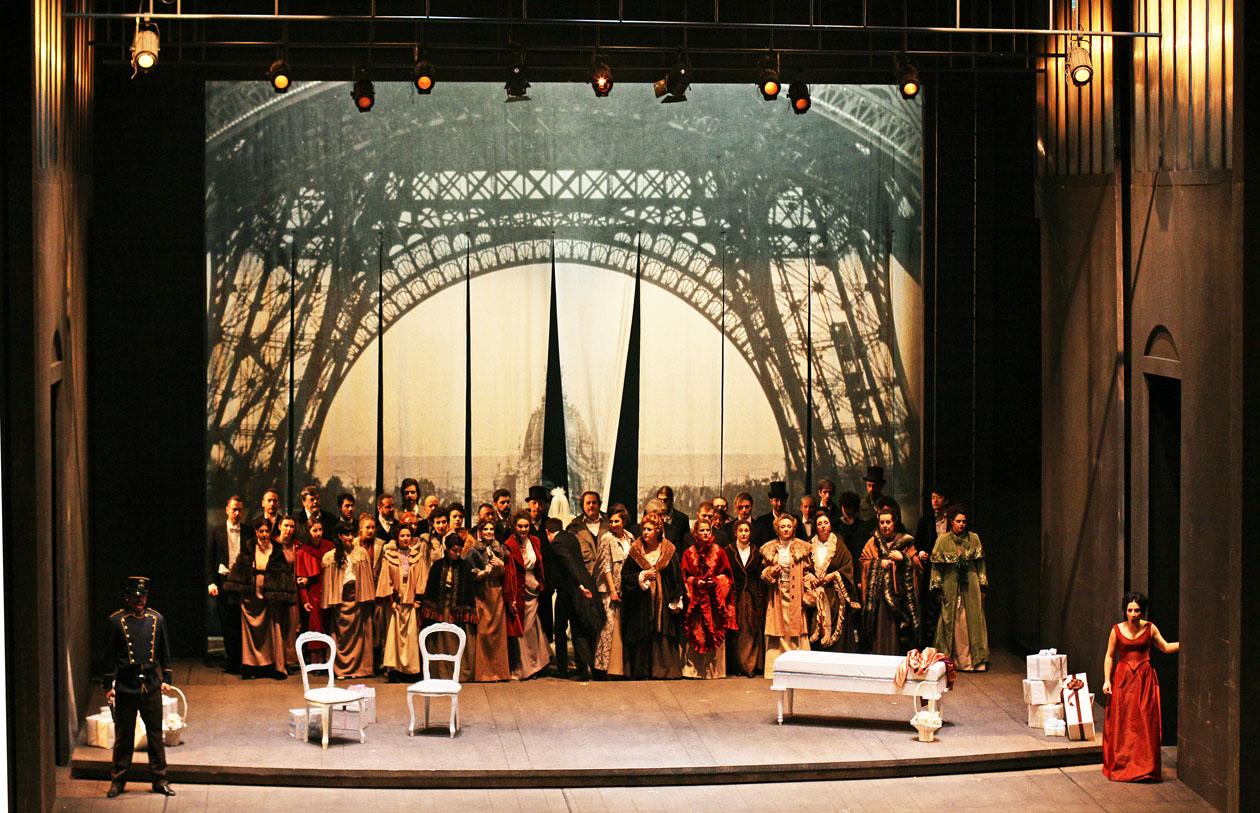 Progetto LTL Opera Studio: Il Cappello di Paglia di Firenze