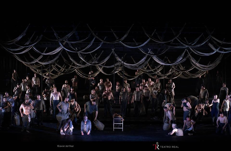 Billy Budd en el Teatro Real