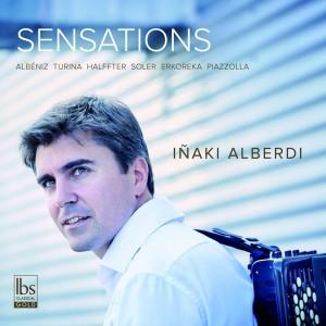 Sensations, nuevo CD del acordeonista Iñaqui Alberdi