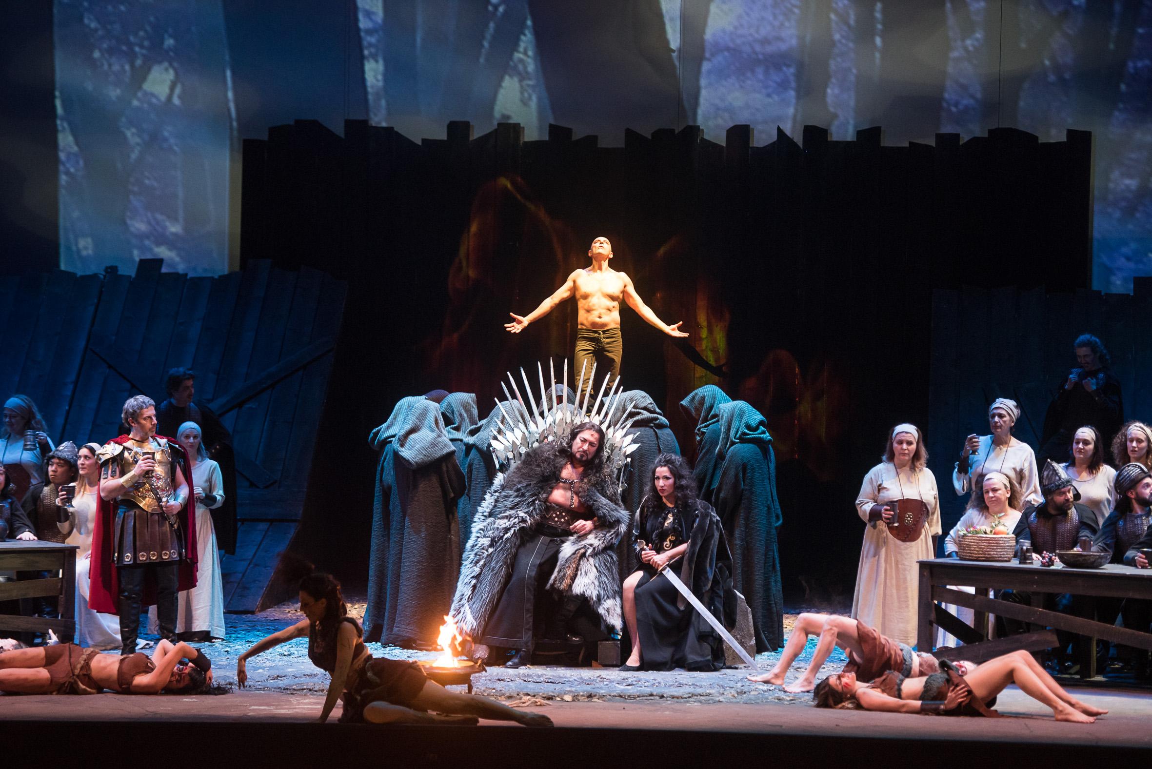Attila di Verdi di scena a Modena. Rolando Paolo Guerzoni