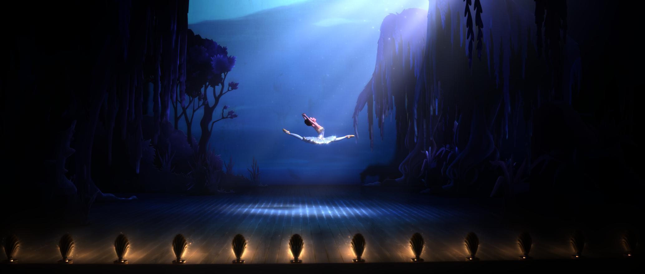 Fotograma de Ballerina. Foto: A contracorriente Films