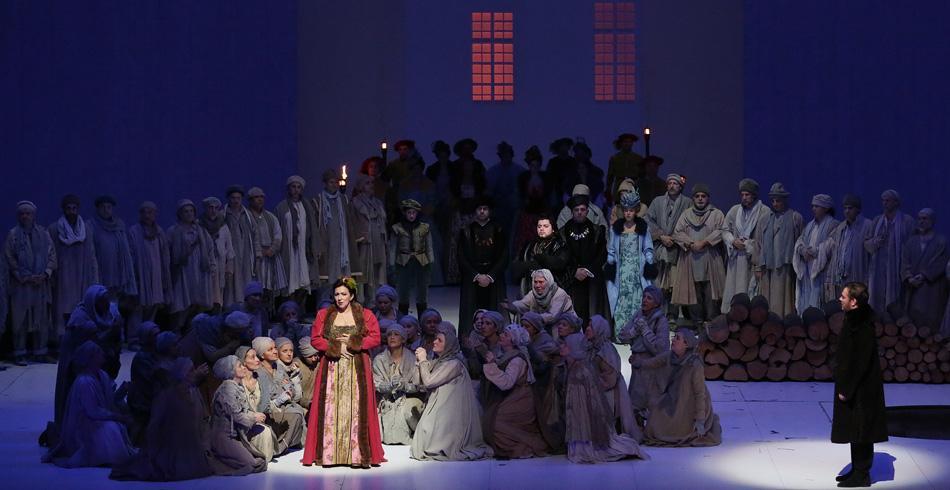 Don Carlo di Verdi va in scena al Teatro alla Scala di Milano