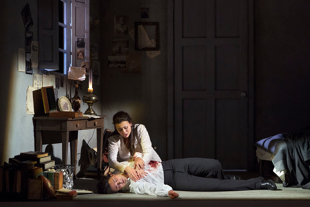 Tragedy Strikes: The Metropolitan Opera's Opening of Werther