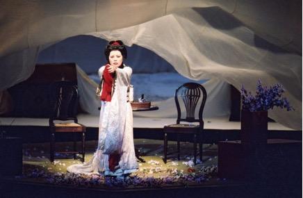 Madama Butterfly de la Deutsche Oper de Berlín