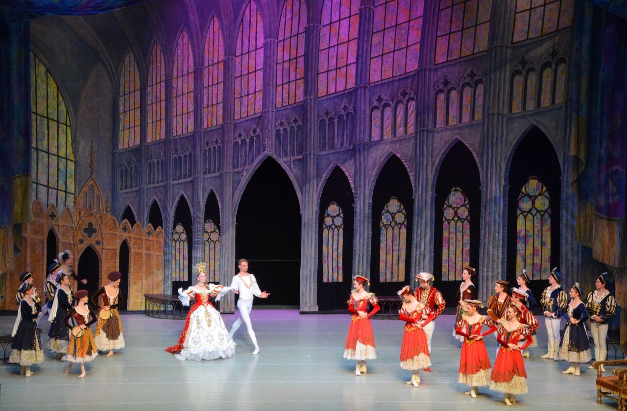 El St. Petersburg Festival Ballet, de gira por España con El Lago de los Cisnes y Giselle