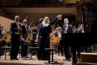 Apoteosis de Rachmaninov en el Auditorio Nacional gracias a Valentina Lisitsa. Foto: Rafa Martín