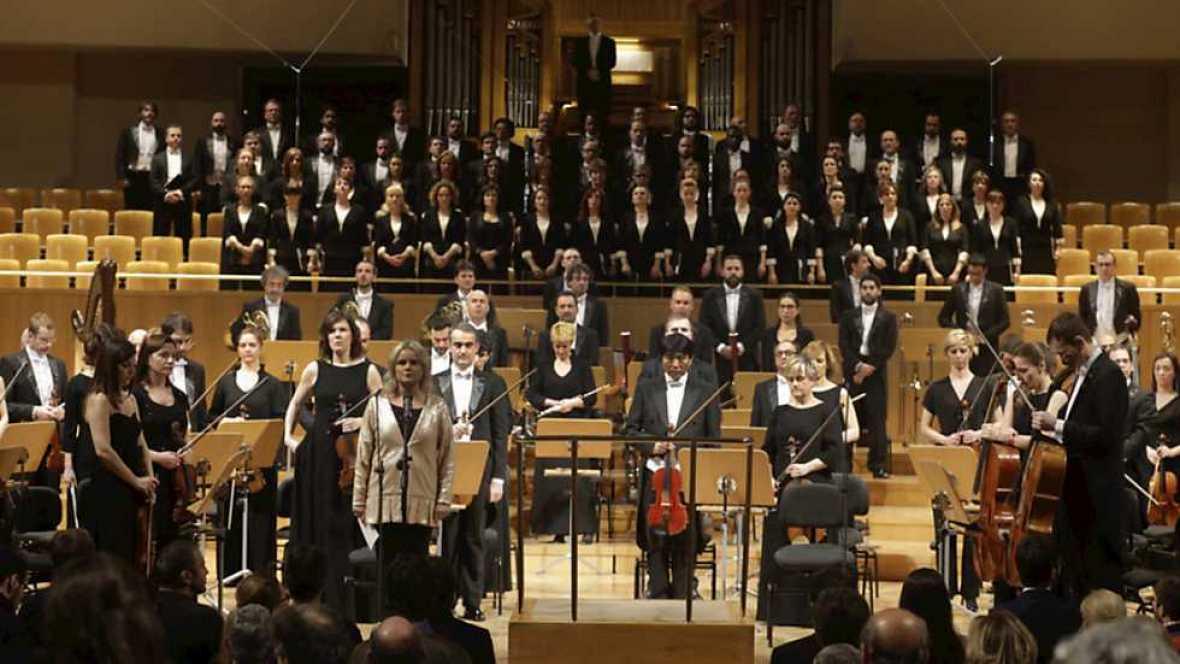 RTVE emitirá en directo el XV concierto 'In Memoriam' homenaje a las víctimas del terrorismo