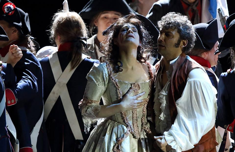 Andrea Chénier avec Kaufmann et Harteros: scènes de la révolution française à l'Opéra de Munich