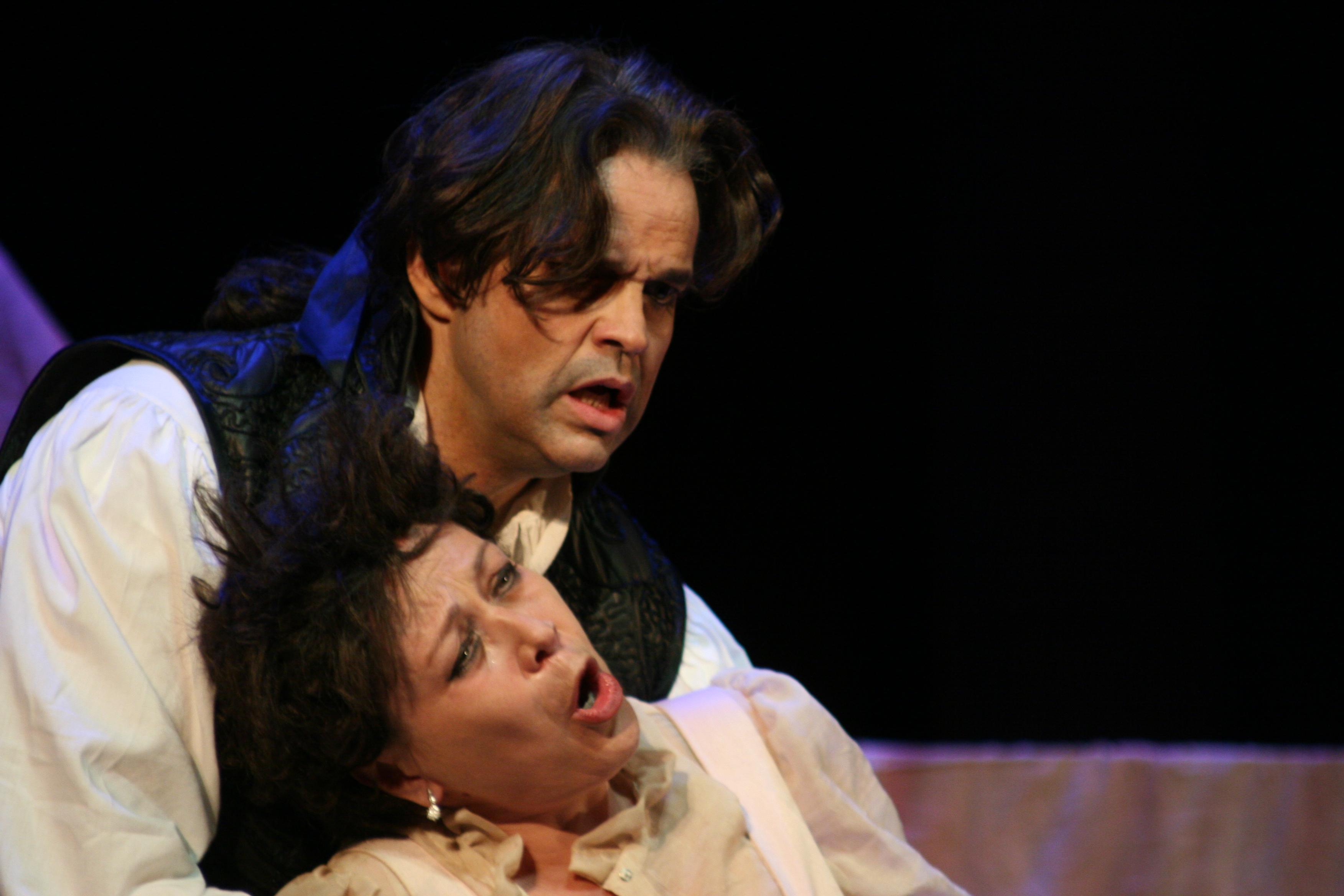 Manon Lescaut llega a Granollers. Foto: Dr. Galobart