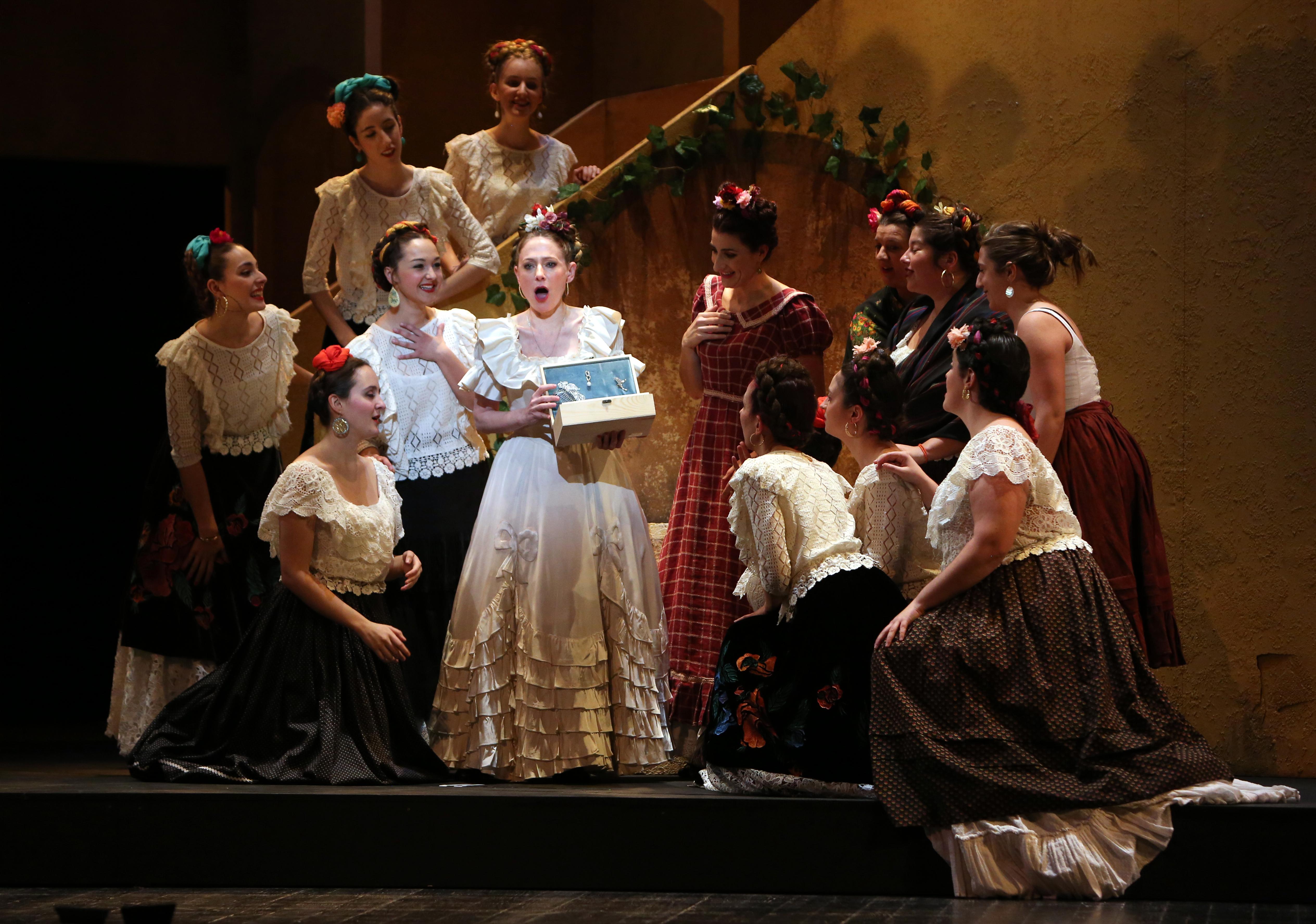 La Malquerida de Penella en los Teatros del Canal. Foto: Jaime Villanueva