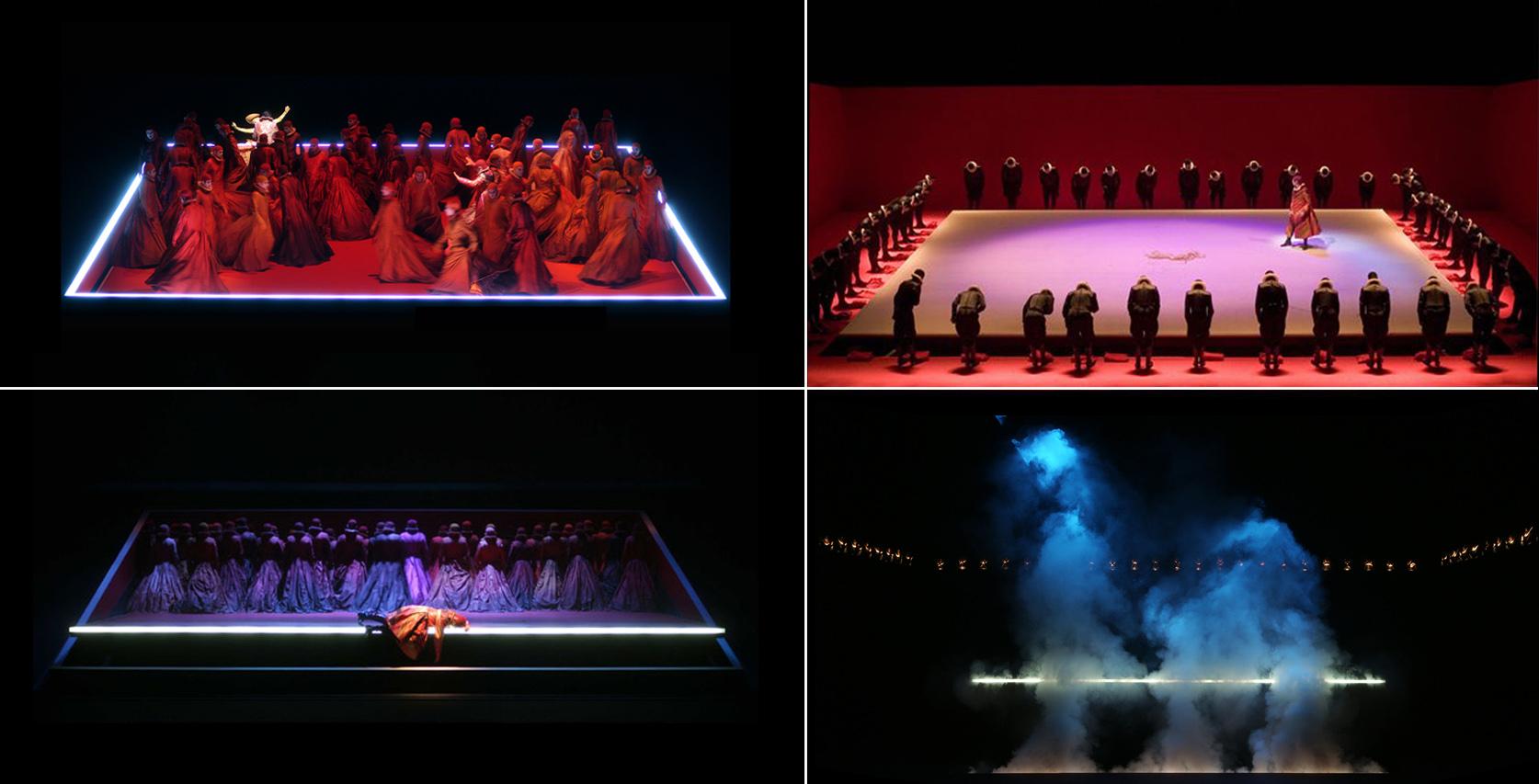 ©Michael Levine. Teatro Real.