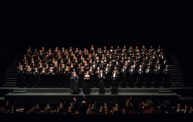 Réquiem de Verdi en Houston. Foto: Lynn Lane