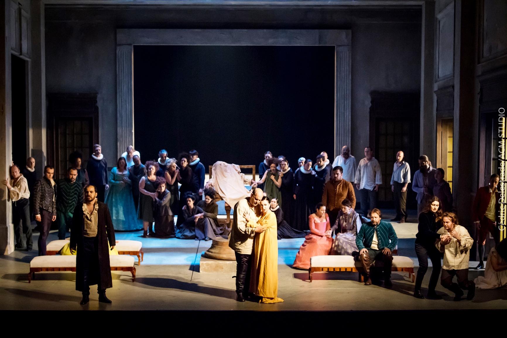 Macbeth à l'Opéra Grand Avignon